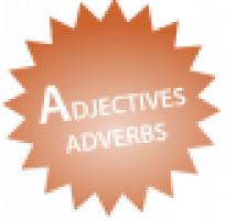 Adjectives Zoeken Leermiddelen Klascement