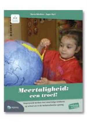 Cover book 'Multilingualism an asset'
