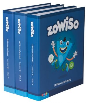 zoWISo differentiation set